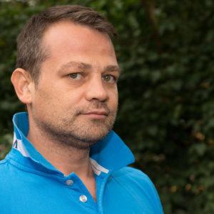 Saunatrainer und Ausbilder Manfred Gottschling